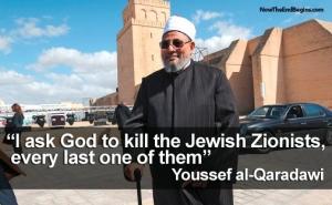 Qaradawi, geestelijk leidsman van Marcouch