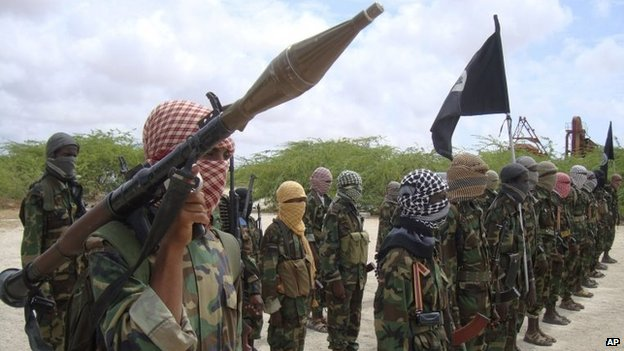 Al-Shabab were pushed out of Mogadishu in 2011 but are still able to mount attacks in the Somali capital