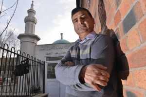 Muhammad Yaseen Khan, president of the Madiyya Muslim Association, Wolverhampton