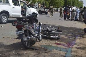 Enkele van de motoren die bij de aanslagen werden gebruikt © REUTERS
