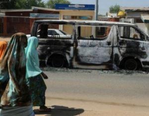 andere aanslag in Nigeria
