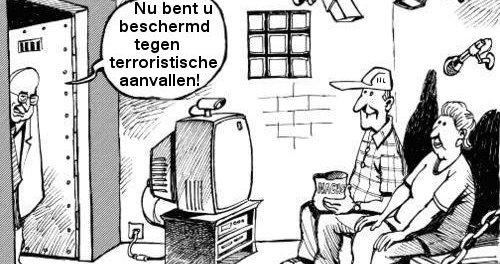 Afbeeldingsresultaat voor politiestaat europa cartoon