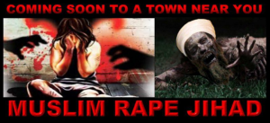 islam verkrachting